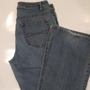 Cabi Jean's size 12